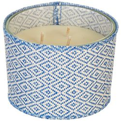 Aromart 11 oz. Blue Water Jar Candle