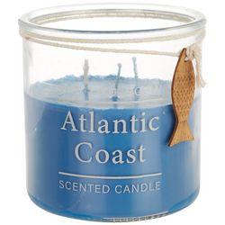 Aromart 15 oz. Atlantic Coast Blue Water Jar Candle
