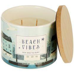 Aromart 11 oz. Beach Vibes Jar Candle
