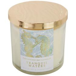 13.5 oz Tranquil Waters Tumbler Candle