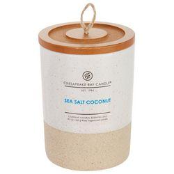 Chesapeake Bay Candle 9 oz. Sea Salt Coconut Jar Candle