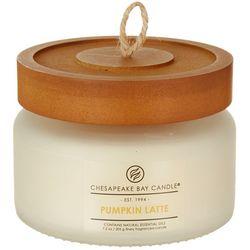 Chesapeake Bay Candle 7 oz. Pumpkin Latte Jar Candle
