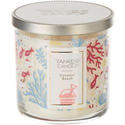 Yankee Candle 7 oz. Coconut Beach Tumbler Candle