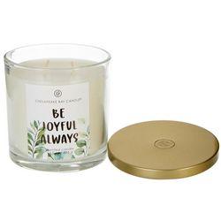 Chesapeake Bay Candle 13.5 oz. Be Joyful Tumbler Candle