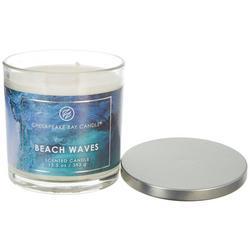 13.5 oz. Beach Waves Tumbler Candle