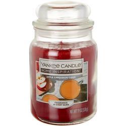 19 oz. Apple Cinnamon Cider Jar Candle