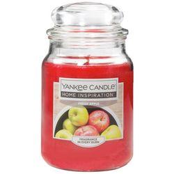 Yankee Candle 19 oz. Fresh Apple Jar Candle