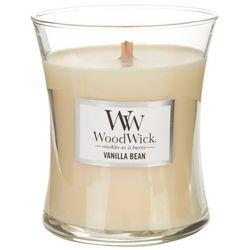 Woodwick 9.7 oz. Vanilla Bean Jar Candle