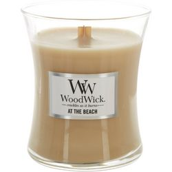 Woodwick 9.7 oz. At The Beach Jar Candle