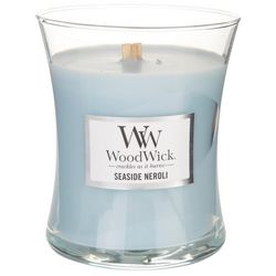 Woodwick 9.7 oz. Seaside Neroli Jar Candle