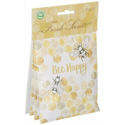 3-pk. Bee Happy Satchet Set