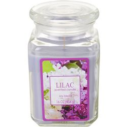Langley 16 oz. Lilac Soy Blend Jar Candle
