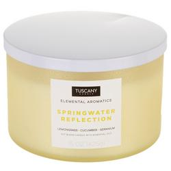 15 oz. Springwater Reflection Soy Blend Jar Candle