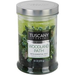 18 oz. Woodland Path Jar Candle