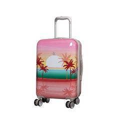 it luggage 22'' Miami Sunset Hardside Luggage