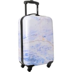 20'' Live It Up Marble Hardside Spinner Luggage
