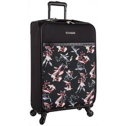 Kylee 24'' Floral Upright Spinner Luggage
