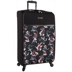 Kylee 28'' Floral Upright Spinner Luggage
