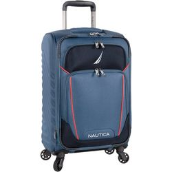 Nautica 20'' Dockyard Expandable Spinner Luggage