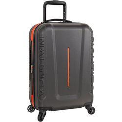 Nautica 20'' Vernon Bay Grey Hardside Luggage