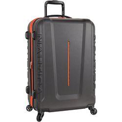Nautica 24'' Vernon Bay Grey Hardside Luggage