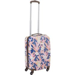 20'' Michelada Hawaiin Floral Spinner Luggage