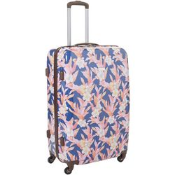 28'' Michelada Hawaiin Floral Spinner Luggage
