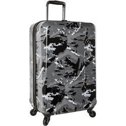 24'' Woodsy Camo Hardside Spinner Luggage