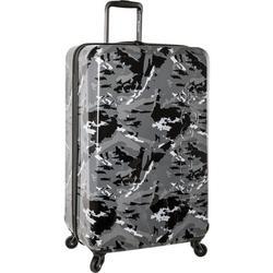 28'' Woodsy Camo Hardside Spinner Luggage
