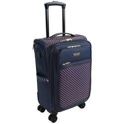 Isaac Mizrahi 20'' Soho Dot Spinner Luggage