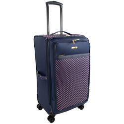 Isaac Mizrahi 24'' Soho Dot Spinner Luggage