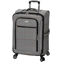 London Fog 24'' Sheffield Expandable Spinner Luggage