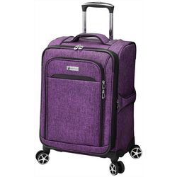 London Fog 20'' Essex Expandable Spinner Luggage