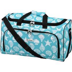 20'' Lafayette Azure Shells Duffel Bag