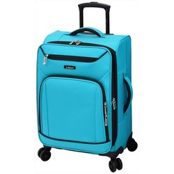Leisure Luggage 20'' Escape Expandable Spinner Luggage
