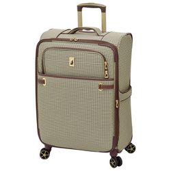 London Fog 24'' Stratford Geometric Spinner Luggage