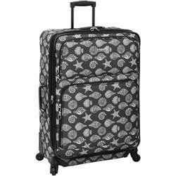 29'' Lafayette Charcoal Shells Luggage