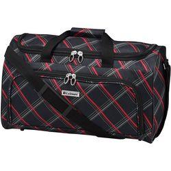 Leisure Luggage 20'' Lafayette Red Diamond Duffel Bag