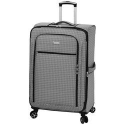 London Fog 28'' Sheffield Geometric Spinner Luggage