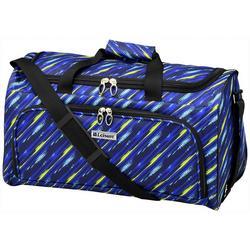 20'' Lafayette Blue Paint Brush Duffel Bag