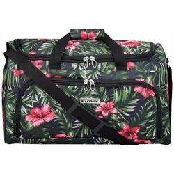 20'' Lafayette Hibiscus Palm Duffel Bag
