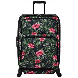 29'' Lafayette Hibiscus Palm Spinner Luggage