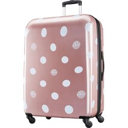 Disney Minnie Mouse Polka Dot 28'' Hardside Luggage
