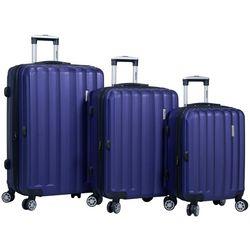 Dejuno 24'' Camden Lightweight Hardside Spinner Luggage