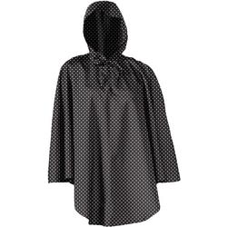 Pouchables Polka Dot Packable Poncho