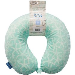 Sutton Mint Starfish Travel Pillow
