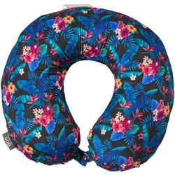 Sutton Tropical Floral Travel Pillow