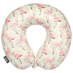 Flamingo Travel Pillow