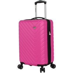 20'' Textured Hardside Spinner Luggage