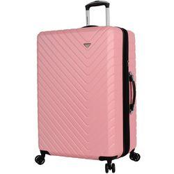 28'' Textured Hardside Spinner Luggage